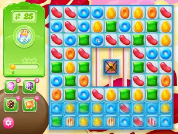candy crush jelly level 323
