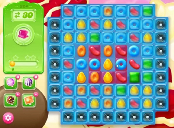 candy crush jelly level 324