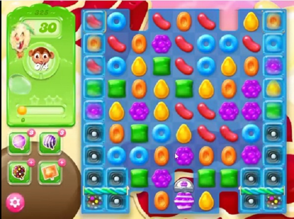 candy crush jelly level 325