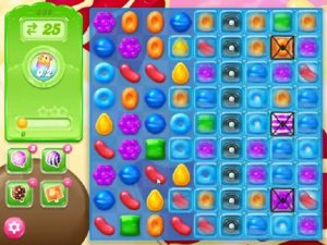 candy crush jelly level 332
