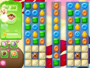 candy crush jelly level 334