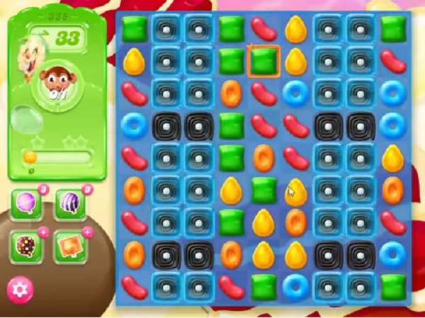 candy crush jelly level 335