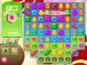 candy crush jelly level 336