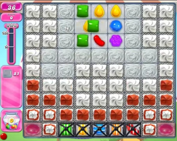 candy crush level 1761