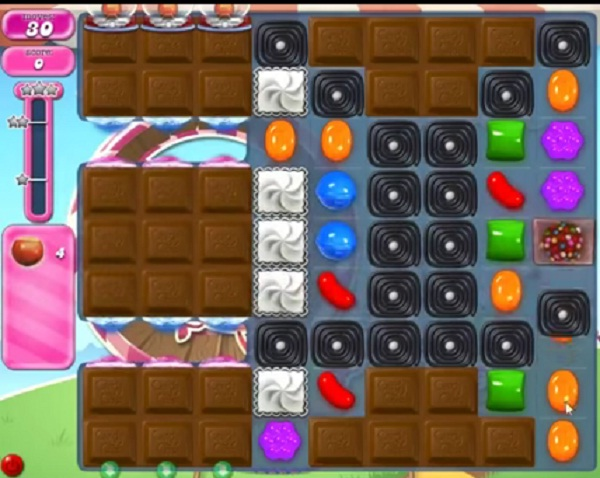 candy crush level 1763