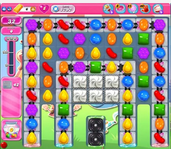 candy crush level 1797