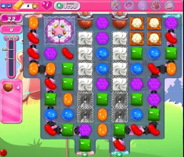candy crush level 1798