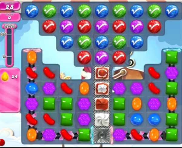 candy crush level 1812