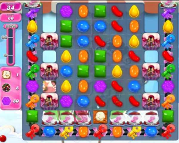 candy crush level 1814