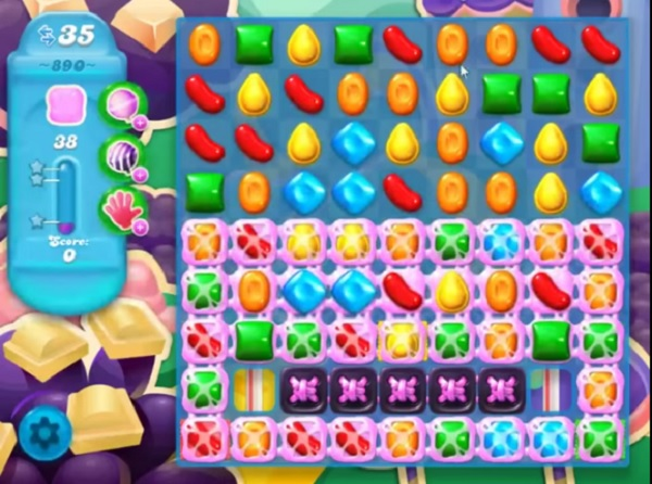 candy crush soda level 890