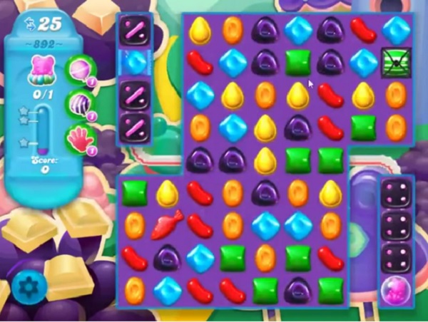 candy crush soda level 892