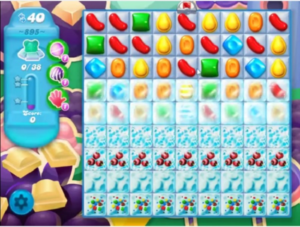 candy crush soda level 895