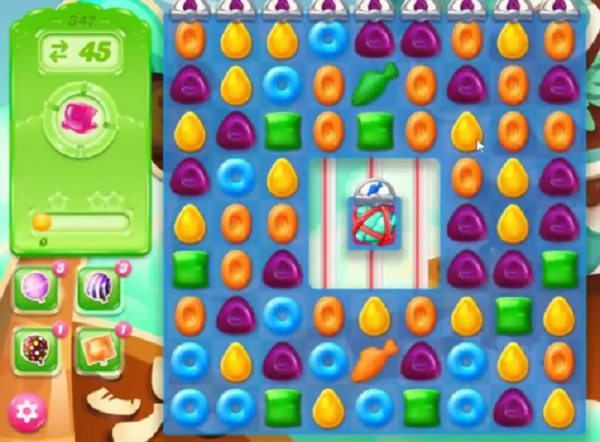 candy crush jelly level 347