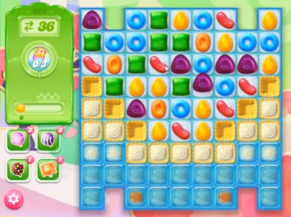 candy crush jelly level 369