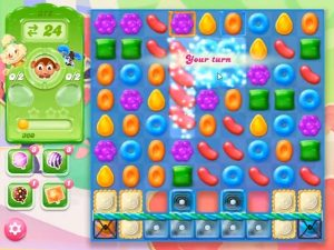 candy crush jelly level 372