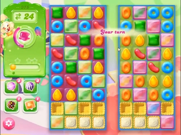 candy crush jelly level 375