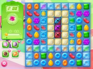 candy crush jelly level 377