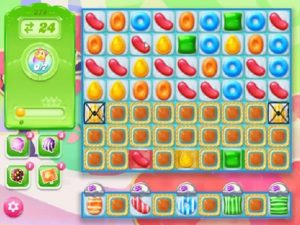 candy crush jelly level 378