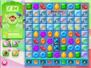 candy crush jelly level 380