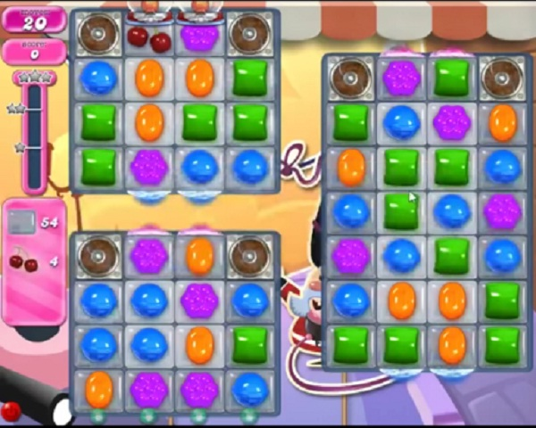 candy crush level 1836