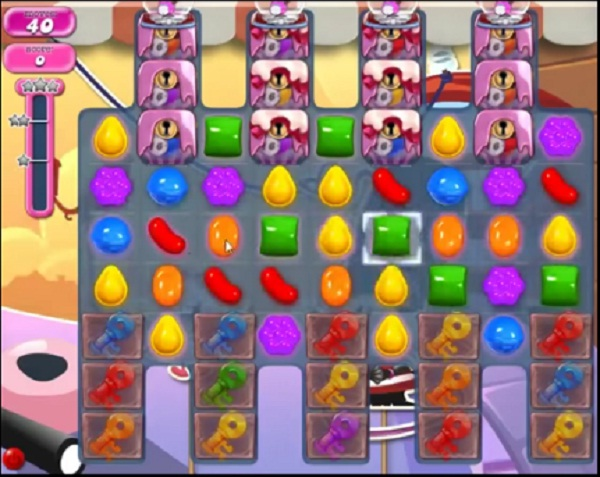 candy crush level 1845