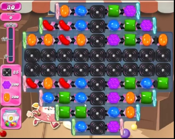 candy crush level 1855