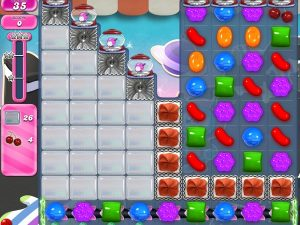 candy crush level 1876