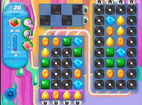 candy crush soda level 926