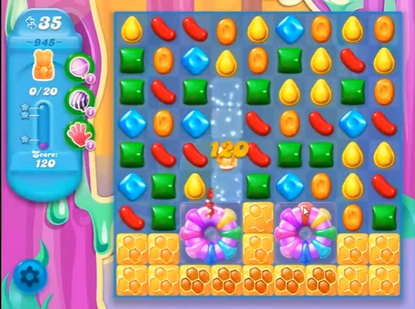 candy crush soda level 945