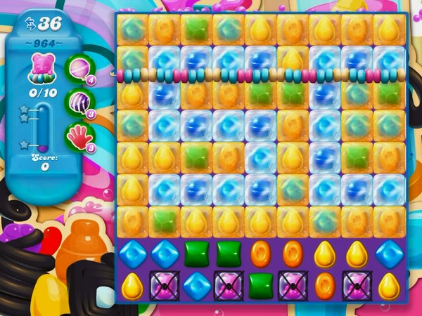 candy crush soda level 964