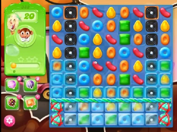 candy crush jelly level 382