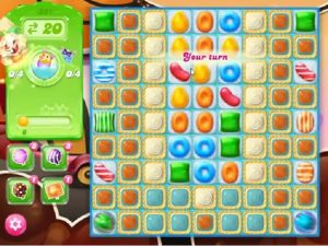 candy crush jelly level 391