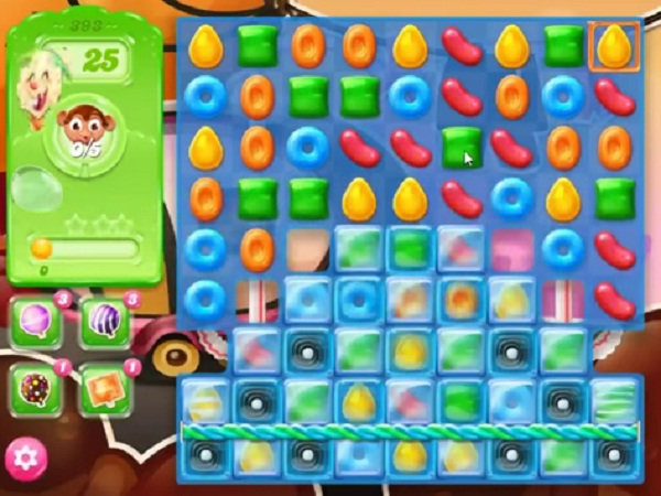 candy crush jelly level 393