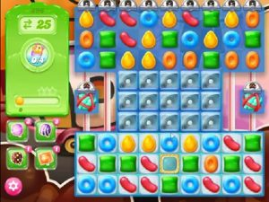 candy crush jelly level 396
