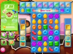 candy crush jelly level 397
