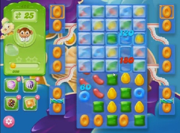 candy crush jelly level 426