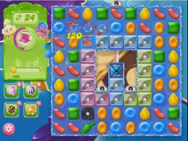 candy crush jelly level 428