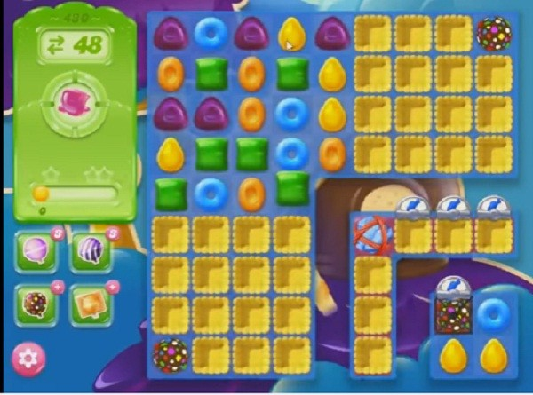 candy crush jelly level 430