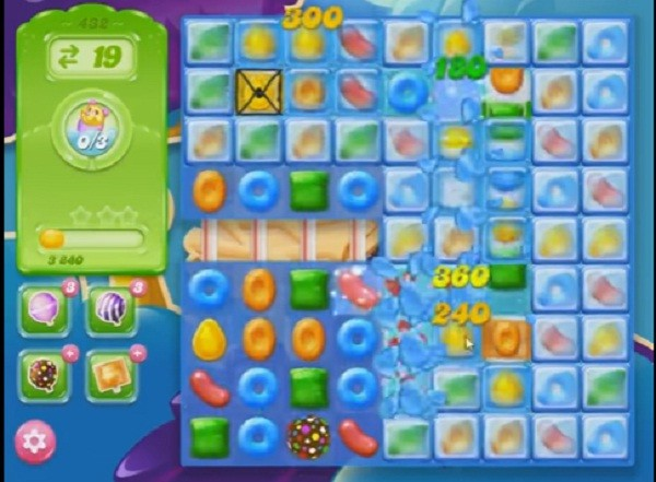 candy crush jelly level 432