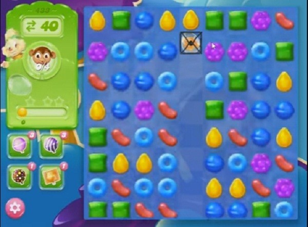 candy crush jelly level 433