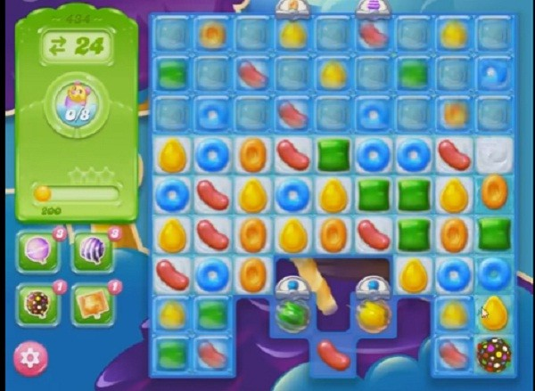 candy crush jelly level 434