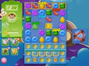 candy crush jelly level 435