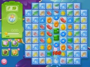 candy crush jelly level 437