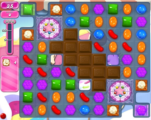 candy crush level 2222