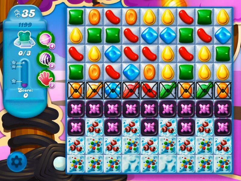 candy crush soda level 1199