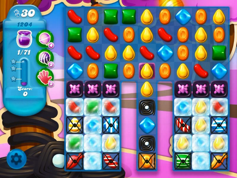 candy crush soda level 1204