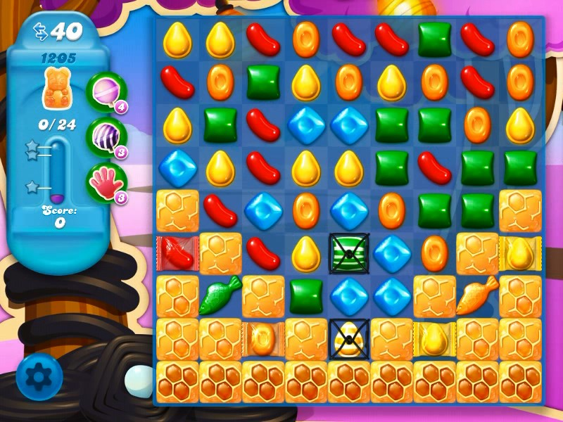 candy crush soda level 1205