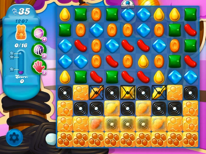 candy crush soda level 1207