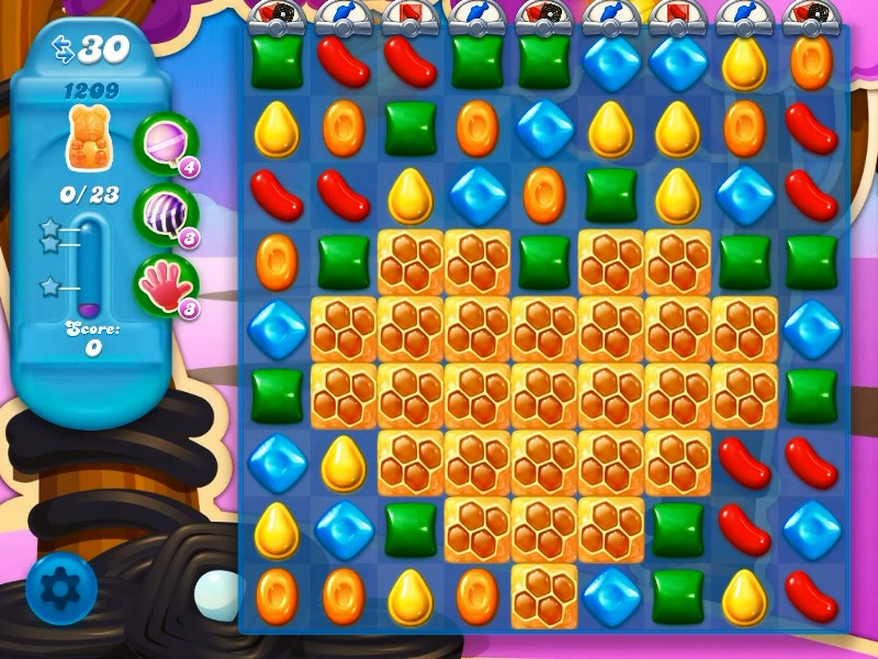 candy crush soda level 1209