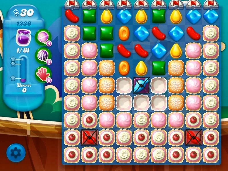 how to win 1236 candy crush